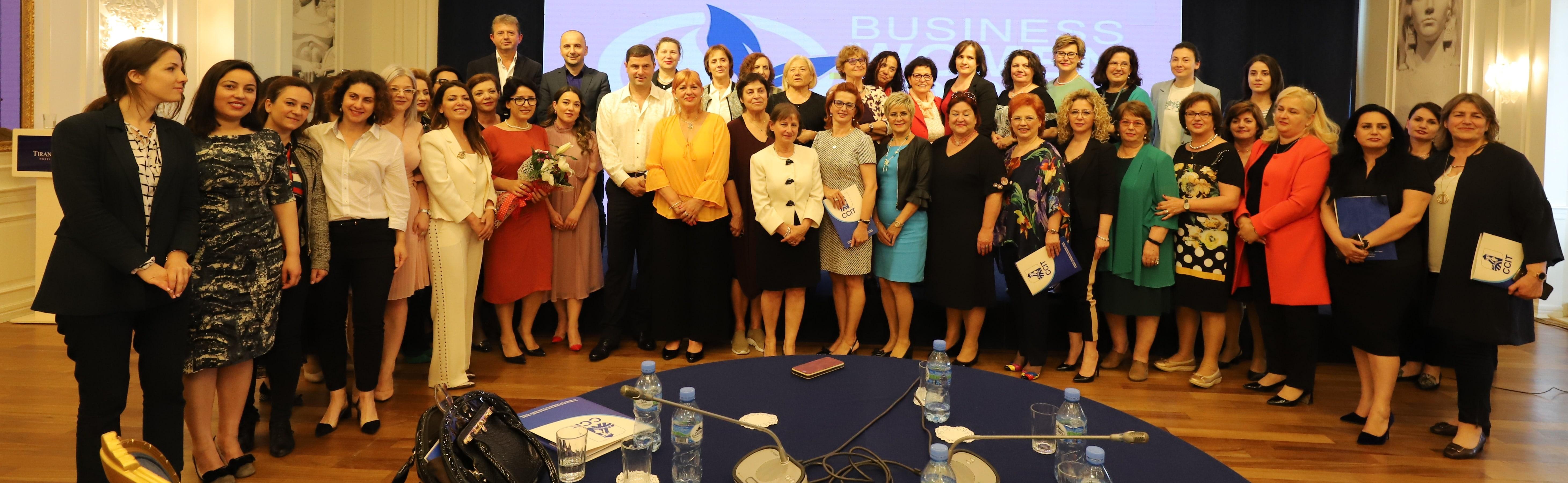 Dhoma e Tregtisë dhe Industrisë Tiranë, organizon për herë të parë Forumin e Gruas në Sipërmarrje