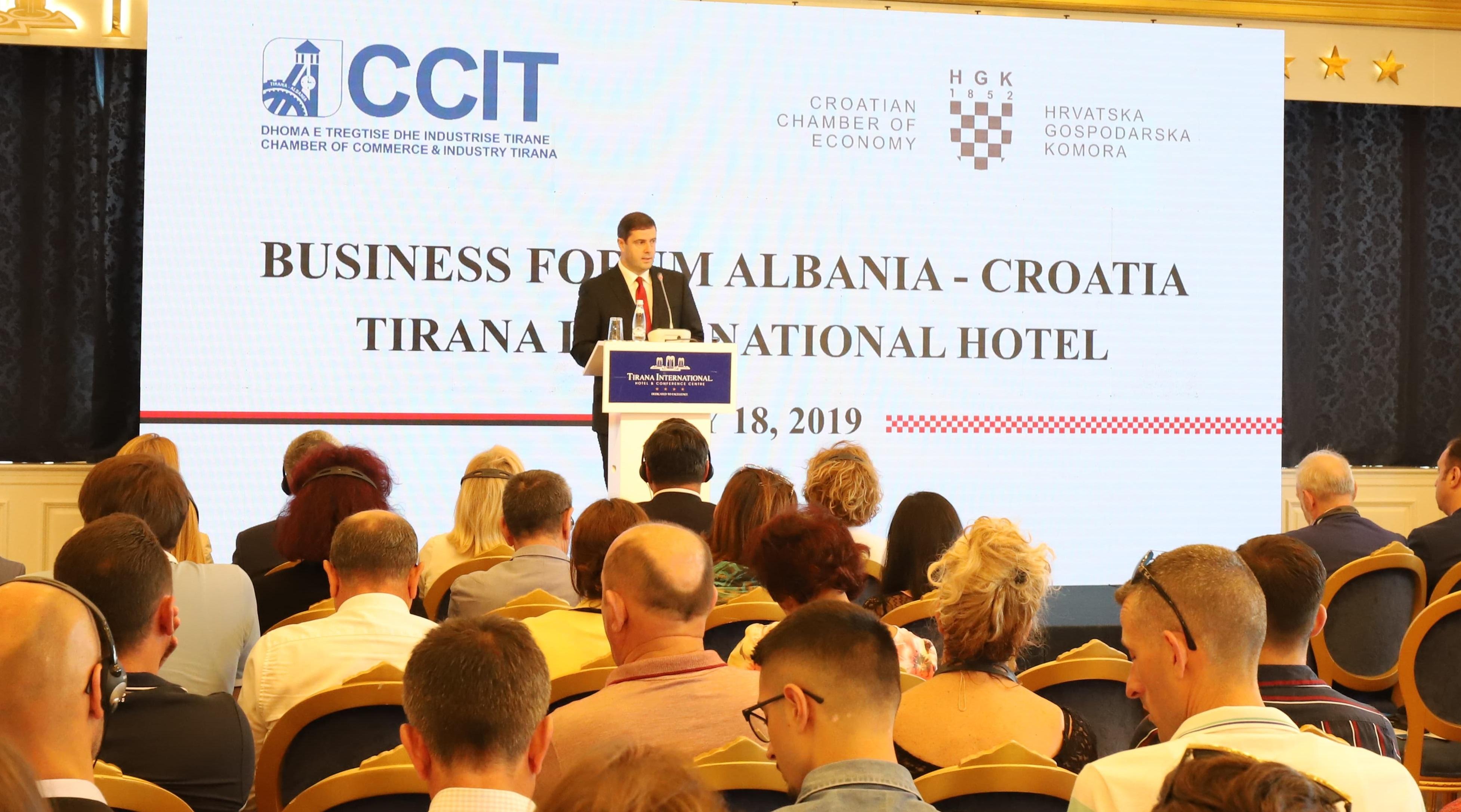 Jaka: Biznesi kroat ka mundësi reale të lidhë kontrata bashkëpunimi me kompanitë tona