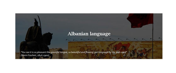 Albanian Language Course for Foreigners
