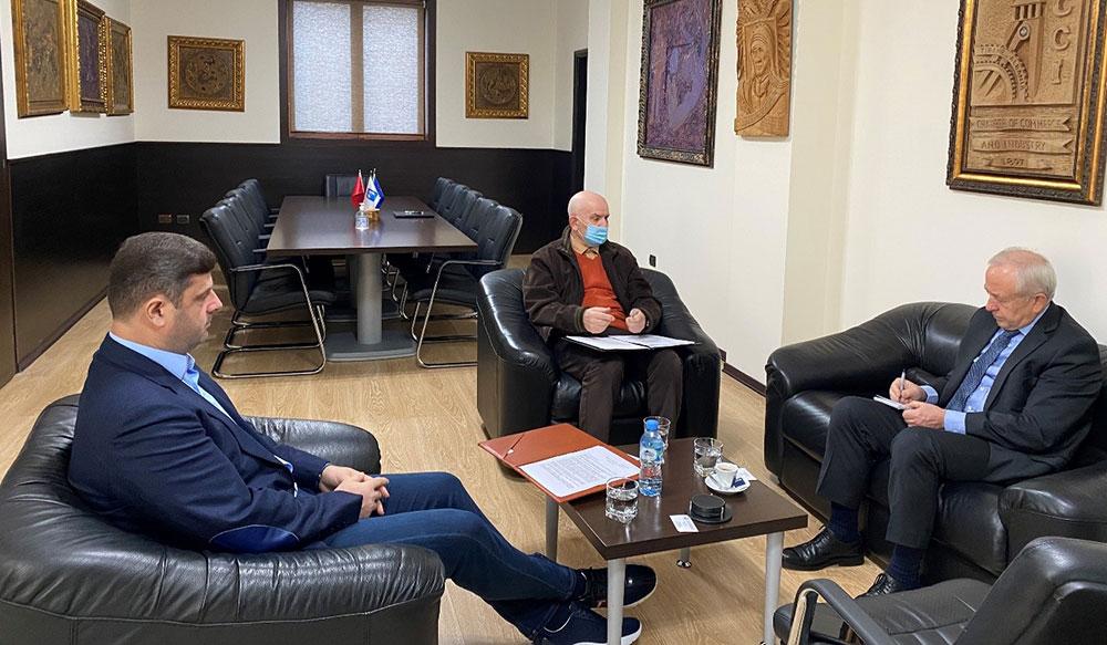 z. JAKA, me interes bashkëpunimi midis Ukrainës dhe Shqipërisë