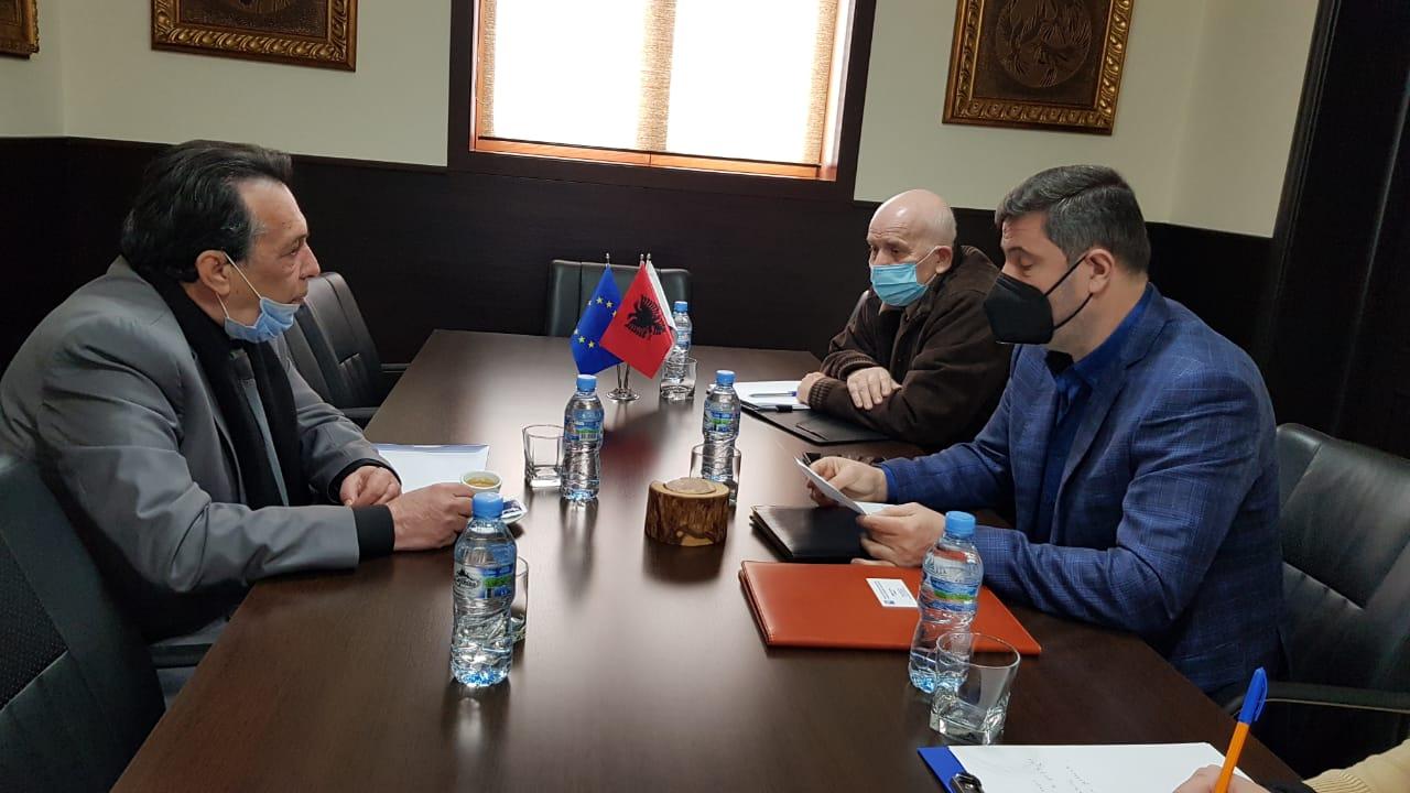 Jaka në takim me të ngarkuarin me punë të Ambasadës së Libisë: Duam të njihemi nga afër për mundësitë tona për të investuar në Libi