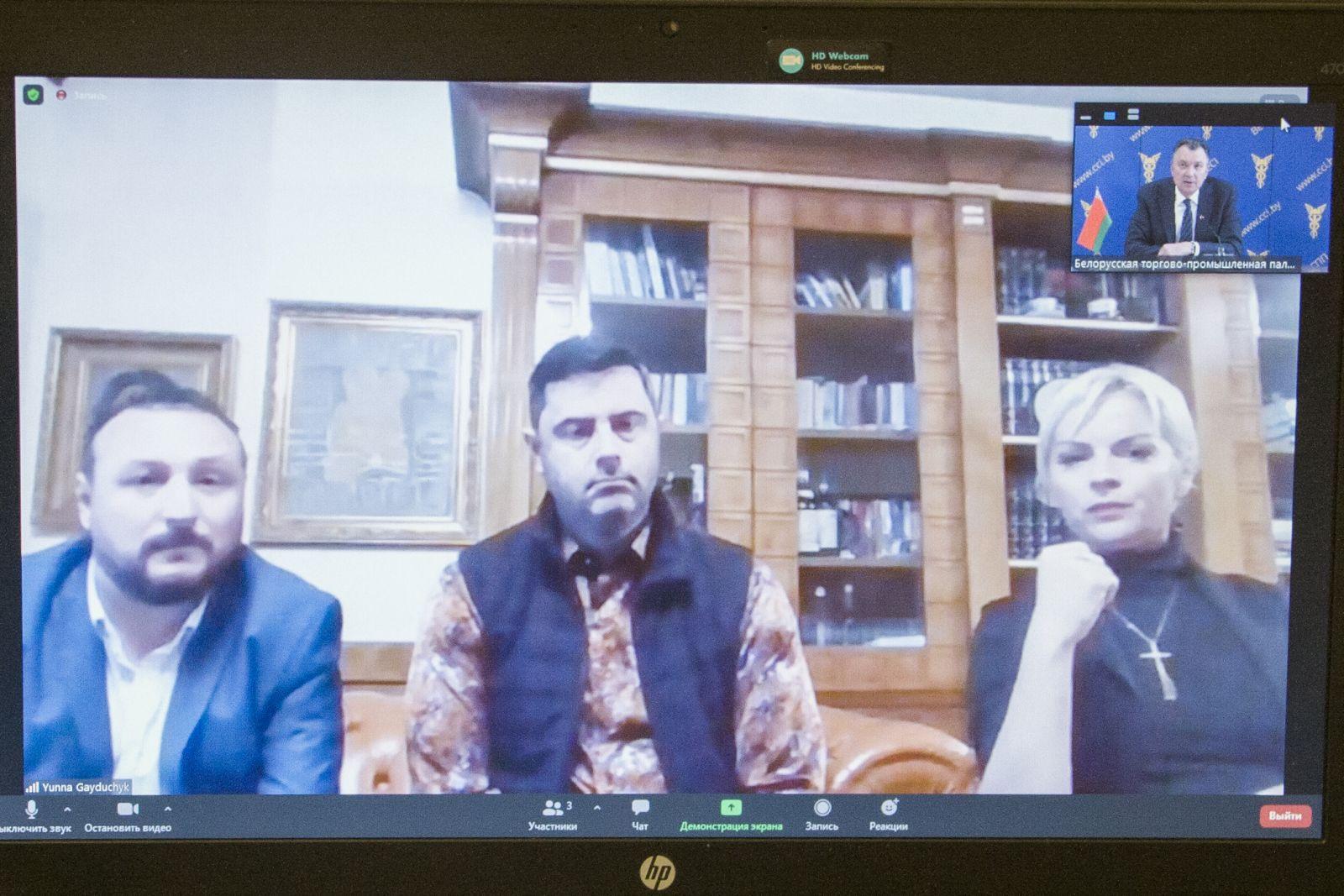 Prezantohet në Shqipëri përfaqësuesi i biznesit të Bjellorusisë. Jaka: Bashkëpunimi ekonomik mes dy vendeve është hap i rëndësishëm për sipërmarrjen