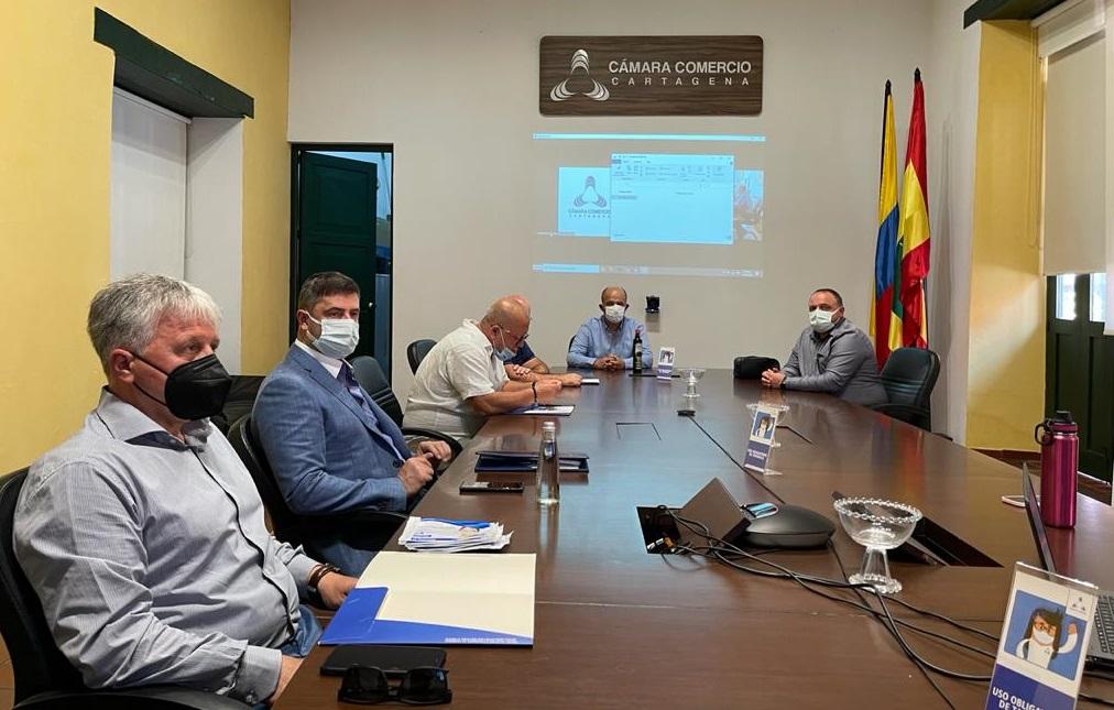 Jaka me drejtuesit e Dhomës së Tregtisë së Kartagjenës: Jemi të gatshëm të bashkëpunojmë me sipërmarrësit tuaj