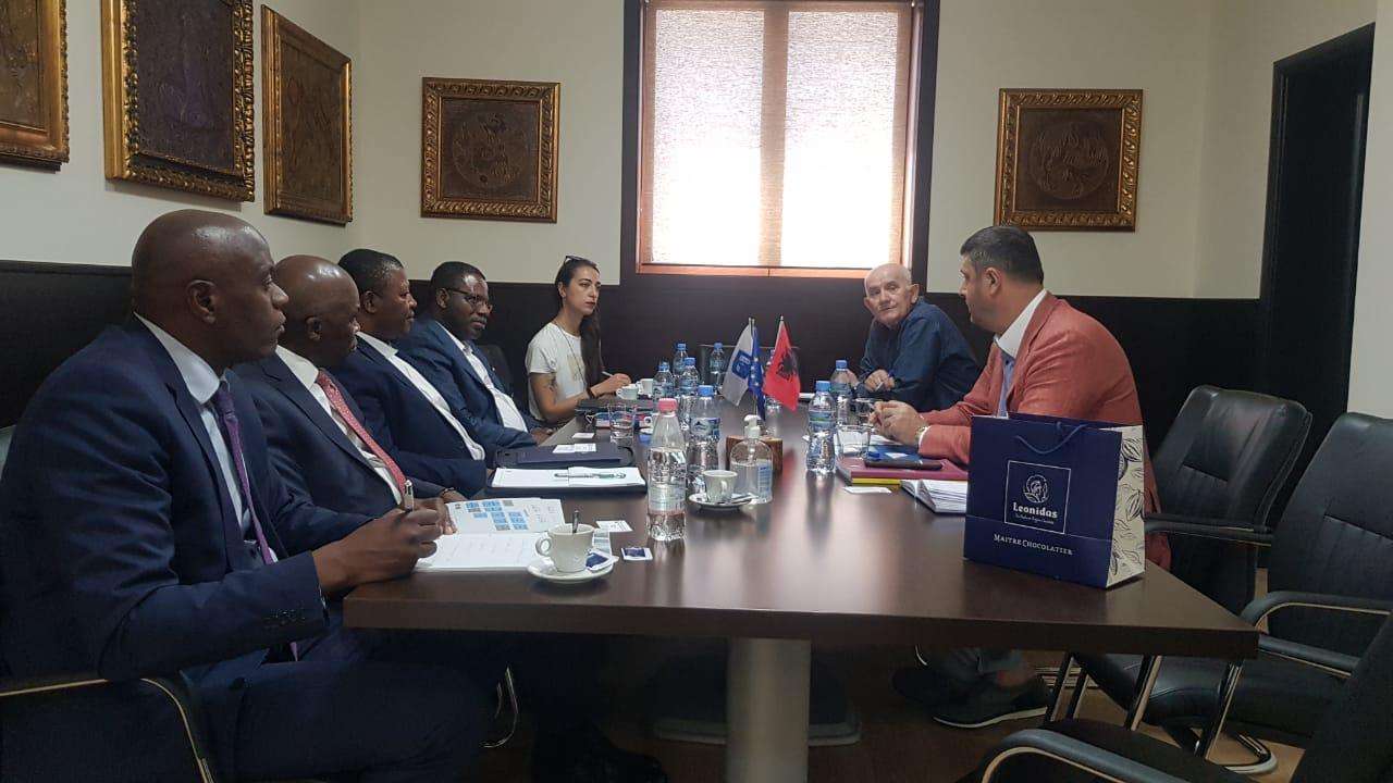 """""""Kara investment fund"""" kërkon bashkëpunim me kompanitë shqiptare, takimi me kryetarin Jaka dhe fushat e interesit"""