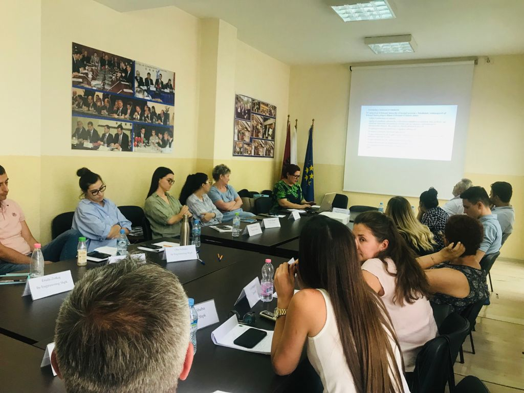 Trajnim me Ekspertë të Ekonomisë në Procesin e Fiskalizimit Procedurat Tatimore, TVSH